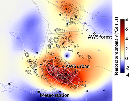 Study proves urban heat islands exist, even in the Arctic